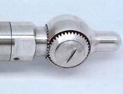 Tête rotative pour introduction automatique - Motorisation électrique ou pneumatique