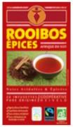 Thé rouge bio pour professionnels - Thé rouge bio aux épices 40g