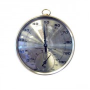 Thermo hygromètre à cadran - Amplitude : 0 40 °C / 15-100 %HR