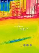Thermographie par drone - Drone à caméra thermique