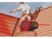 Thermomètre à Visée Laser - Portée : supérieure à 20 Mètres