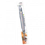 Thermomètre cuisine pour confiserie - Amplitude : + 80 + 200