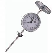 Thermomètre pour friture - Amplitude : 0+300 °C