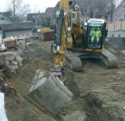Tiltrotateur pour pelle chantier 20 à 27 tonnes - Tiltrotateurs jusqu'à 8 rotations/minute