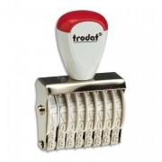 Timbre numéroteur 5mm, vendu à l unité - TRODAT