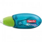 TIPP EX Roller de correction MicroTape Twist 5mmx8 mètres avec capuchon de protection rotatif - Tipp-Ex®
