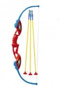 Tir à l'arc pour enfant - Lot : 1 arc - 3 fléches