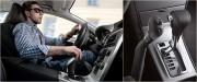 Tirer pousser accélérateur frein - Commande manuelle universelle