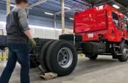 Tireur pousseur 80 tonnes - Force appliquée : 1 500 kp