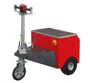 Tireur pousseur électrique accompagnant - Capacité : de 2 à 4 tonnes