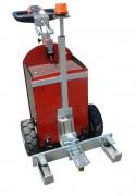 Tireur pousseur électrique télécommandé - Capacité : 1500 Kg sur terrain plat