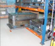 Tiroir palette - Capacité maximum UR : 1000 kg par tiroir