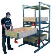 Tiroir pour charge lourde - Capacité maximale : 1000 kg / Tiroir