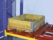 Tiroir pour palettes - Tiroir extensible de 70 à 100% de sa profondeur