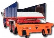 TKEB 9-280 capacité 1 m3 - Poids total 630 Kg