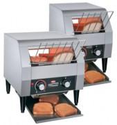Toaster à convoyeur 300 tranches par heure - Toastent jusqu'à 300 tranches/heure