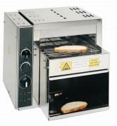 Toaster à convoyeur rapide - Débit (pièces/h) : 300