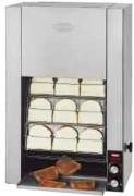 Toaster convoyeur - Capacité : 720 à 1000 tranches/heure