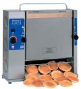 Toaster convoyeur par contact - Production de pain par heure : 600 - 1200