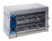 Toaster horizontal - Puissance : 2000 Watts