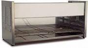 Toaster pro à gaz - Dimensions (L x l x h) : de 290 x 390 x 330 à 290 x 680 x 330 mm