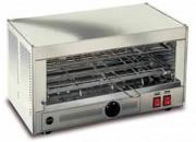 Toaster professionnel - Dimensions (L x l x h) : de 290 x 490 x 270 à 290 x 490 x 370 mm
