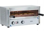 Toaster professionnel à quartz 2200 Watts - Grille-pain à thermostat réglable 0 à 200°C
