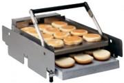 Toasters de contact horizontaux - Nombre de parties des toasters : 2