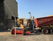 Toasteur sur remorque pour graines et protéagineux - Traitement thermique et torréfaction de protéagineux