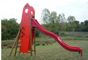 Toboggan hauteur 1,50 métre