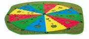 Toile parachute pour enfants - Diamètre (m) : 4
