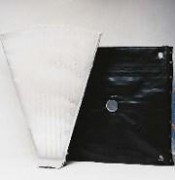 Toile pour filtre presse - Faite de tissus et feutres aiguilletés