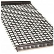 Toiles de crible pour btp - Surface ondulée - surface plane
