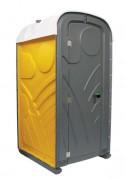 Toilette autonome en polyéthylène - Avec urinoir - Réservoir 265 L