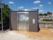 Toilettes automatiques - Smart technologie est un système de nettoyage performant