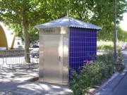 Toilettes exterieur octogonales Personnalisés - Toilettes Royan-dept 17