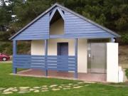 Toilettes exterieur Personnalisés Port - Toilettes Plouhinec-dept 29