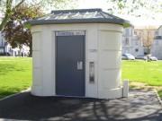Toilettes exterieur Personnalisés pour campus - Toilettes campus