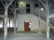 Toilettes interieur accessible personne à mobilité réduite - Modèles Intérieurs PMR R200