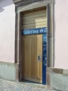 Toilettes pour gare voyageurs - Toilettes SNCF