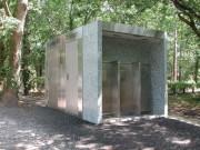 Toilettes public doubles plus urinoirs extérieurs - Modèles Extérieurs PMR L4050