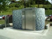 Toilettes publiques Personnalisés - Toilettes Bakio (Espagne)