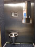 Toilettes scolaire interieur - Toilettes scolaire