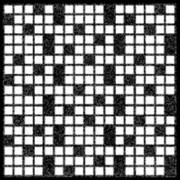 Tôle perforée decorative découpée au laser 2000 x 4000 mm - Découpe de formes dynamiques