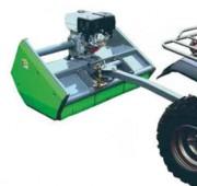 Tondeuse pour tracteur