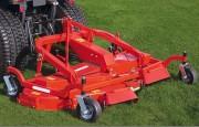 Tondeuse rotative arrière pour tracteur