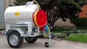 Tonneaux à eau routiers - Contenance (L) : 500 - 900