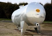 Tonnes à eau monocoques - Contenance de 1500 à 5000 litres