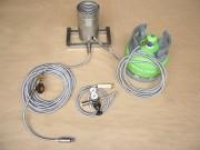 Torchère GPL pour Véhicules à energie gas - Dimensions : 350 X 180 X 330 mm - Torchère GPL