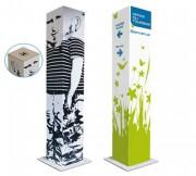 Totem ecologique - Hauteur 170 cm